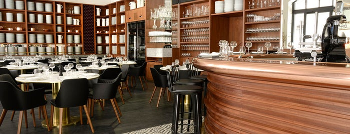 Lazare Paris is one of Paris Eats & Drinks.