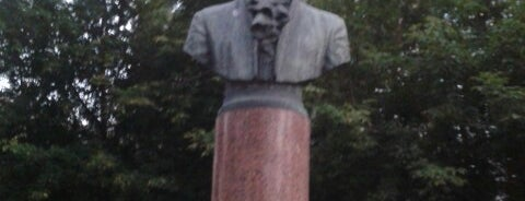 Памятник А.Н. Радищеву is one of Раз.