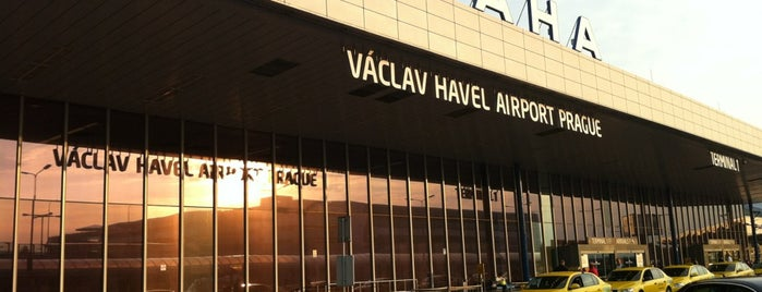 Václav Havel Airport Prague (PRG) is one of Airport List.