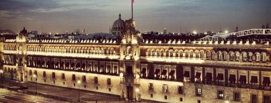 Palacio Nacional is one of Para salir de lo miiiiismo de siempre.