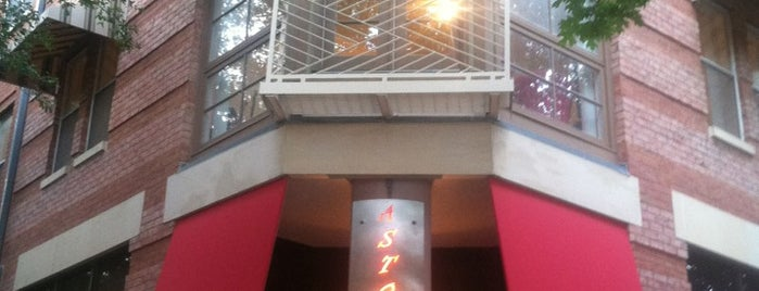 Astoria Caffe & Wine Bar is one of Dallas Restaurants List#1.