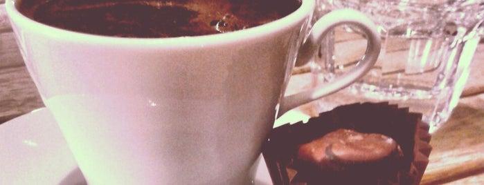 Kahve Dünyası is one of Konya'da Café ve Yemek Keyfi.