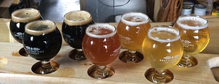 Broken Compass Brewing is one of Denver.