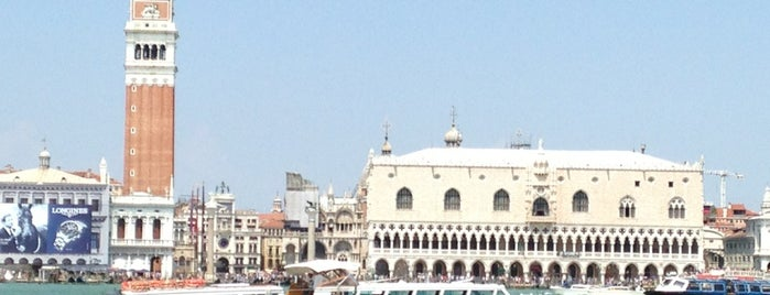 Piazza San Marco is one of ** TRAVELLERS ' 2 **.
