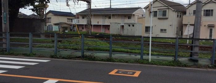 海老名国分駅跡 is one of 海老名・綾瀬・座間・厚木.