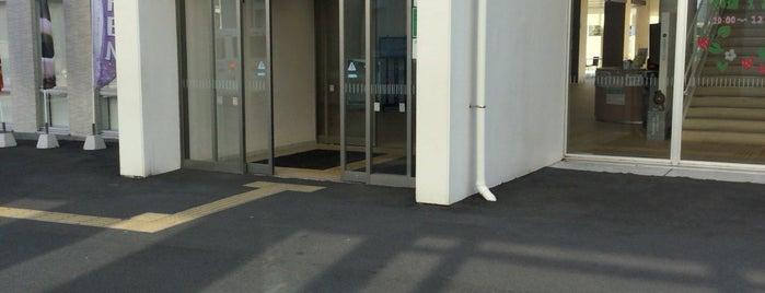海老名市民活動センター・ビナレッジ is one of 海老名・綾瀬・座間・厚木.