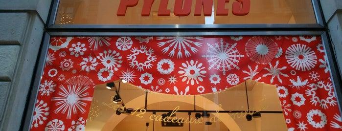 Pylones is one of Italy 2014.