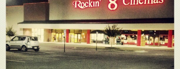 Rockin' 8 Cinema is one of Things to Do.