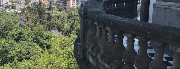 Museo Nacional de Historia (Castillo de Chapultepec) is one of [To-do] DF.