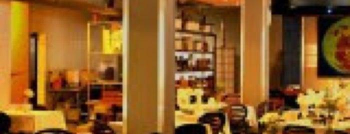 Corner Cafe is one of Johannesburg.