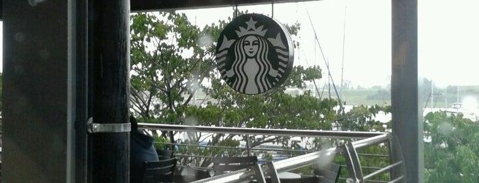 Starbucks is one of Makan @ Melaka/N9/Johor #15.