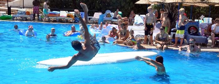 Kervansaray Marmaris Hotel & Aparts is one of Marmaris Otelleri.