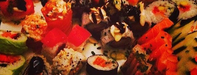 Mr. Binho Sushi is one of Restaurantes (Grande Porto).