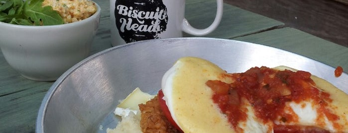 Biscuit Head is one of Top Restaurants.