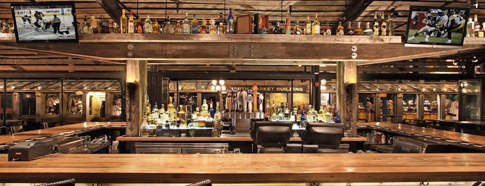 Mija Cantina & Tequila Bar is one of Bars and Restaurants in Boston.