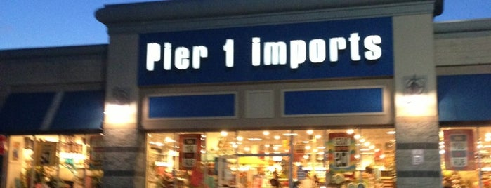 Pier 1 Imports is one of All-time favorites in United States.