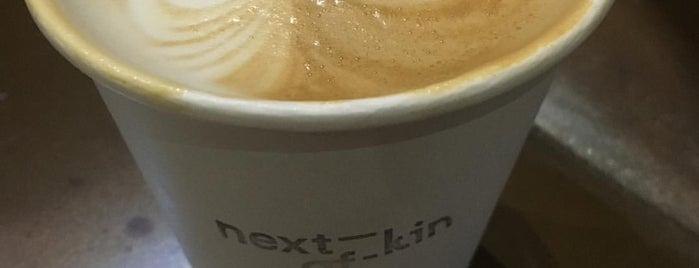 Next of Kin is one of Coffee, Breakfasts and Lunch. Cafe's of the SE.