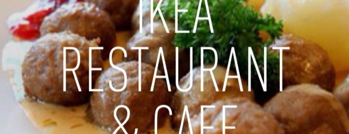 IKEA Restaurant is one of The Next Big Thing.