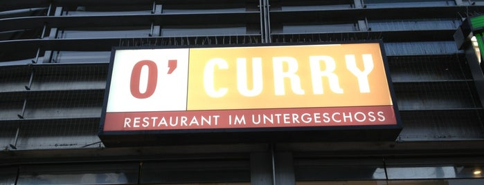 O'Curry is one of Hanover Restaurants.