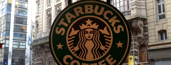 Starbucks is one of All-time favorites in Argentina.