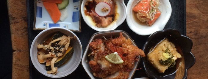 Kingyo Izakaya 金魚居酒屋 is one of Travel Guide to Vancouver.