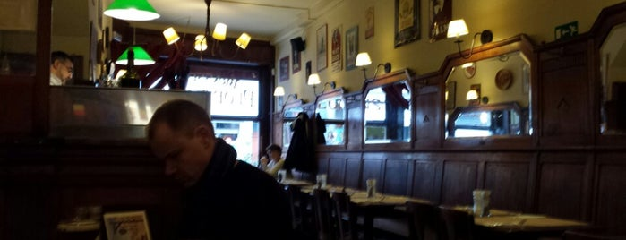 Brasserie Ploegmans is one of My Bruxelles's best spots.