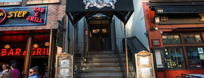 Kingston Hall is one of My Definitive NYC Bar List.