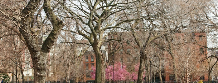 Tompkins Square Park is one of The East Village List by Urban Compass.