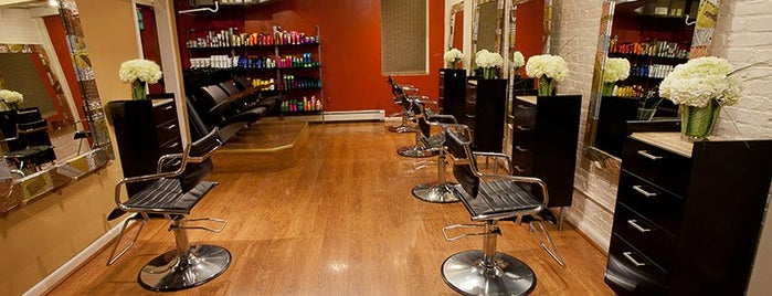 Timothy John's Salon is one of The Hell's Kitchen List by Urban Compass.