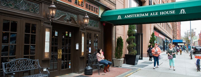 Amsterdam Ale House is one of Be a Local in the Upper West Side.