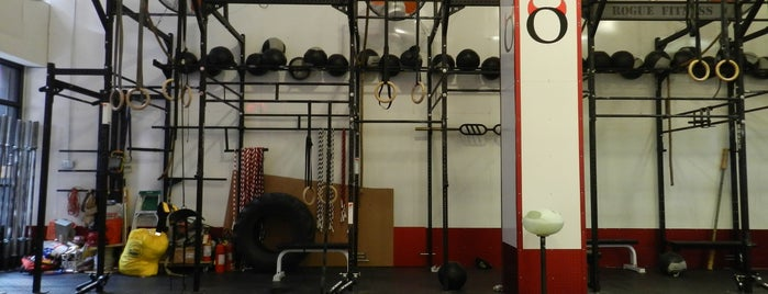 Crossfit Hell's Kitchen is one of The Hell's Kitchen List by Urban Compass.