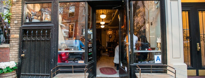 Buvette is one of West-Greenwich village.