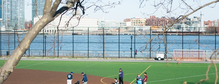 East River Park is one of The East Village List by Urban Compass.