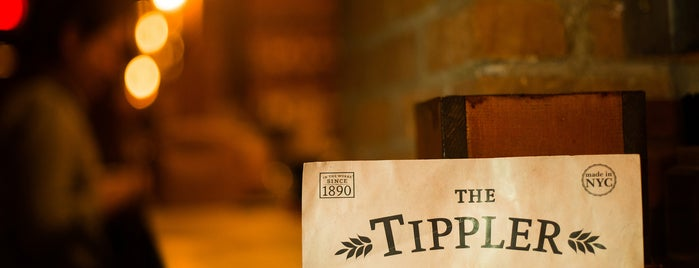 The Tippler is one of The Hit List.