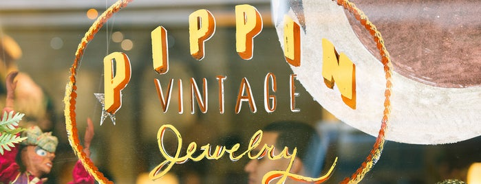 Pippin Vintage Jewelry is one of NYC Shopping.