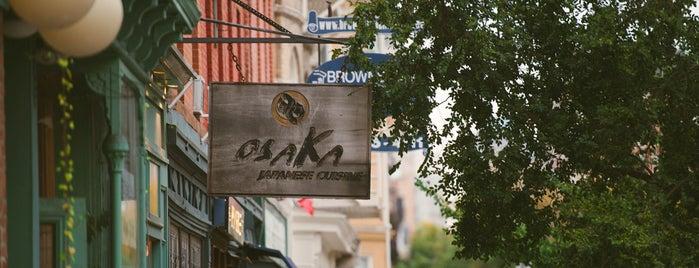 Osaka is one of South Brooklyn.
