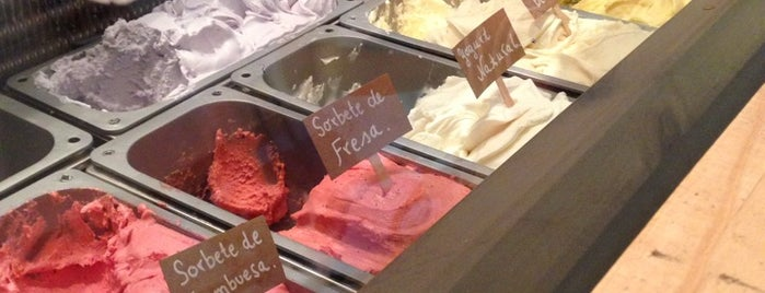 Mistura Handcrafted Ice Cream is one of Desayunos y meriendas en Madrid.
