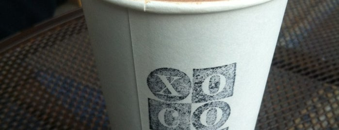 Xoco por Ti is one of Café.