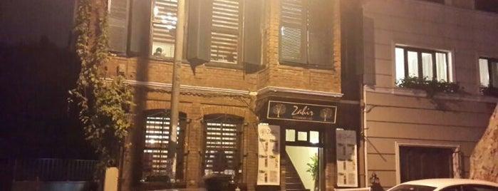 Zahir Restaurant is one of istanbulda arka sokak lezzetleri.