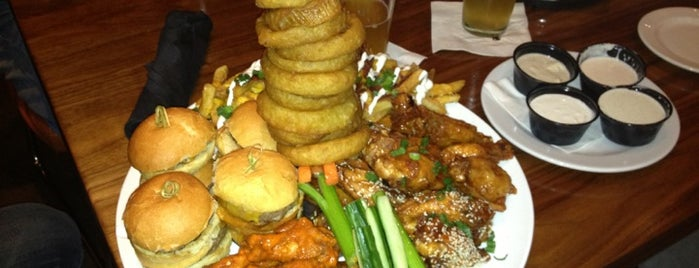 High Velocity is one of A foodie's paradise! ~ Indy.