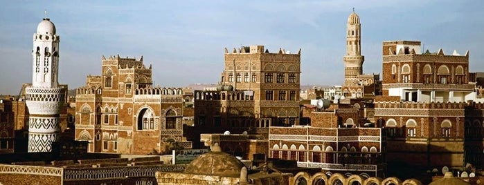 Sana'a is one of World Capitals.