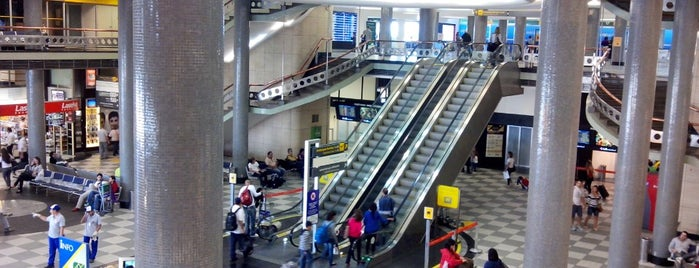 Sao Paulo Airport / Congonhas (CGH) is one of 4sq Cities! (Asia & Others).