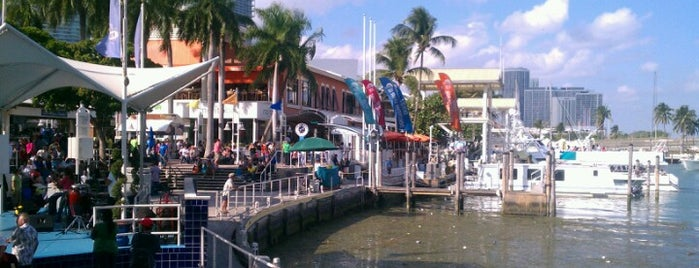 Bayside Marina is one of LUGARES VISITADOS.