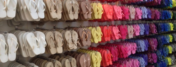 Concept Store Havaianas is one of Compras.