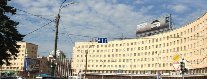 """Красногвардейская площадь is one of 5 Анекдоты из """"жизни"""" и Жизненные """"анекдоты""""!!!."""