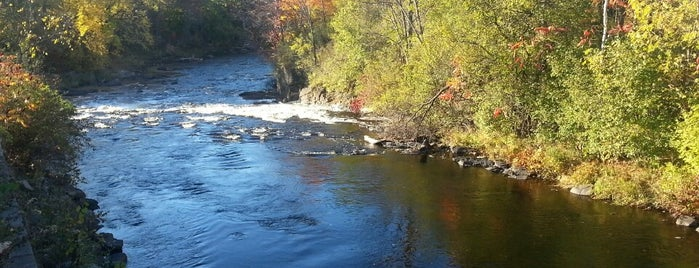 Falls Island, Grasse River Heritage Park is one of Best places.
