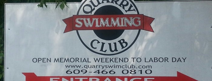 Quarry Swimming Club is one of Fun.