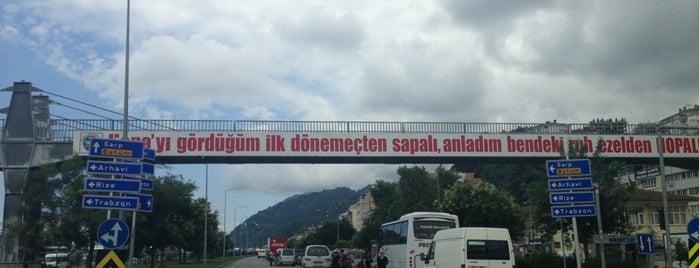 Hopa Çarşı is one of n..