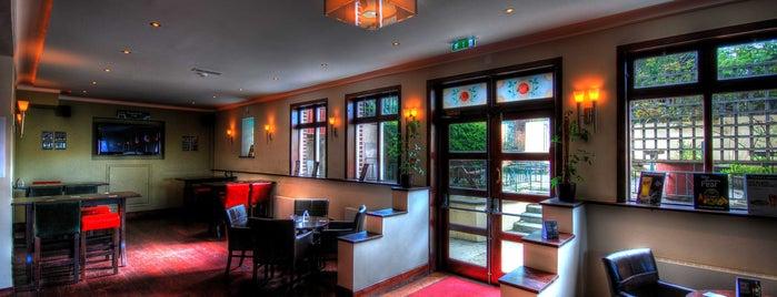 The Magic Carpet Pub is one of Dublin.
