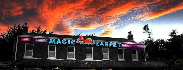 The Magic Carpet Pub is one of Dublin.